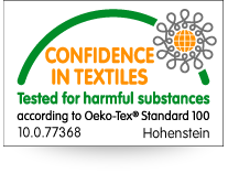 Confidence in Textiles - Oeko-Tex®